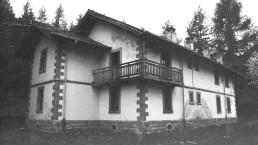 Foto della struttura prima dei lavori